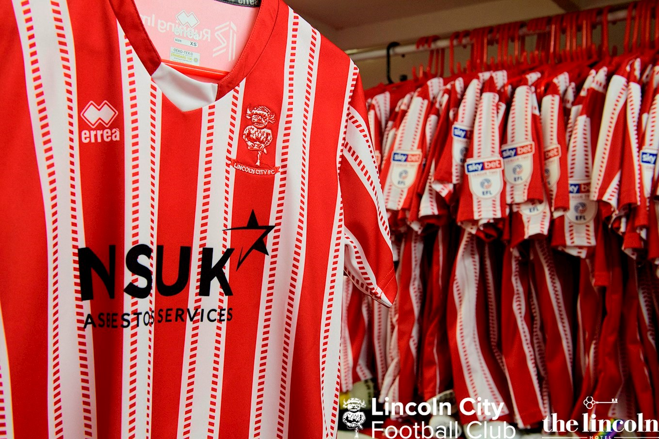 ce1812016b8c Club Shop - 20% off Online and In Store - News - Lincoln City