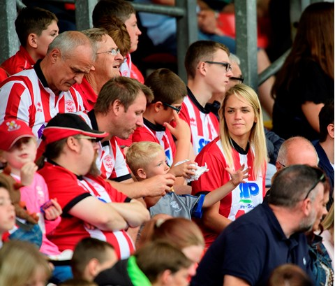 Lady Imps Supporters Association