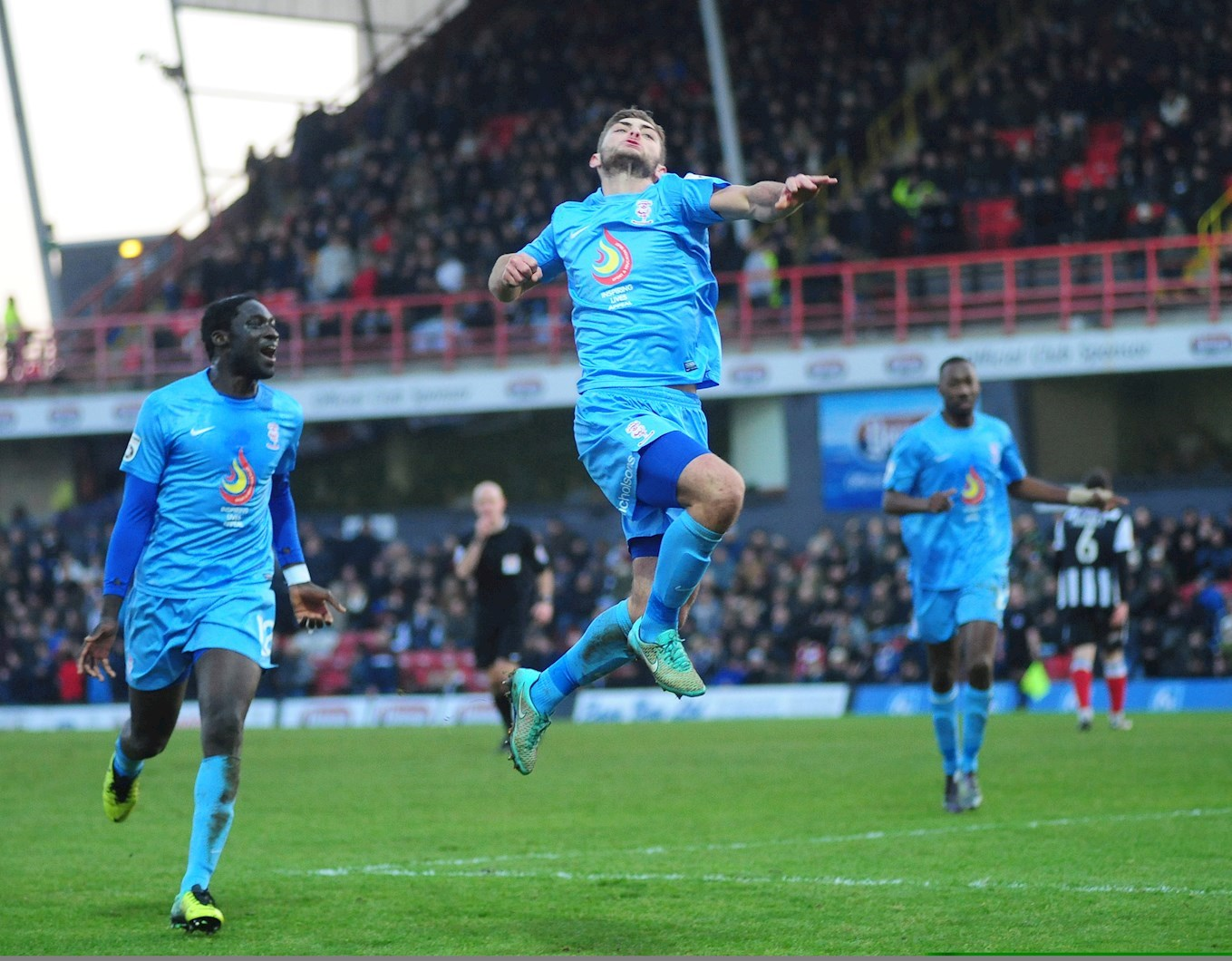 TRIVIA QUIZ: Can you name every Imp to score against Grimsby