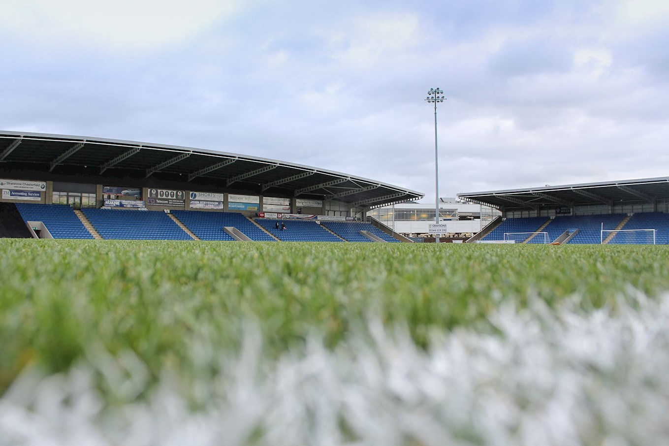 Viewing the opposition: Chesterfield - News - Lincoln City