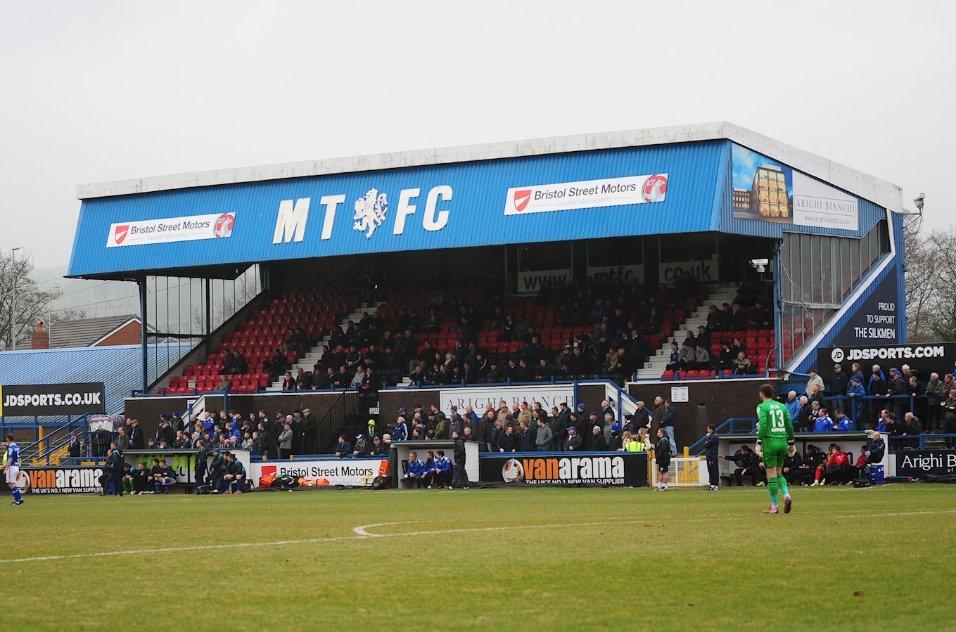 Tickets Macclesfield Town A News Lincoln City