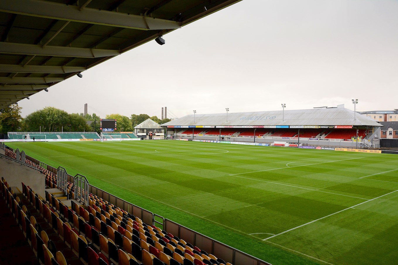 Ticket Update Newport County Away News Lincoln City